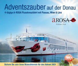 trendtours Adventsreise Donau Schiff
