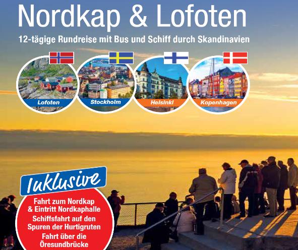 trendtours Reisen 2021/2022   Reisebüro - Reisagentur